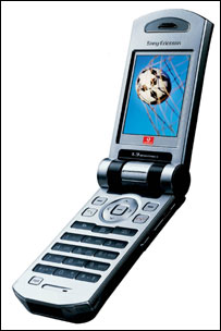 Vodafone 3G phone by Sony Ericsson