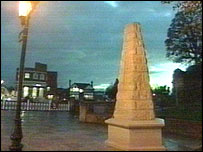 Tonbridge war memorial
