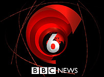 Six O'Clock News logo