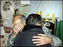 Палестинцы плачут