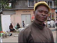 Congolese man