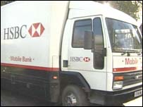 HSBC mobile bank