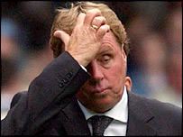Portsmouth boss Harry Redknapp