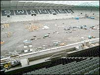 Swansea's new stadium