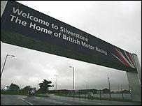 Silverstone, home of the British Grand Prix