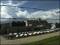 Planta de enriquecimiento de uranio en Resende, Brasil