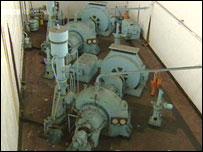 Pump House equipment