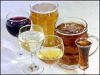 Round of drinks