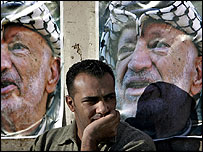 Yasser Arafat mourned in Ramallah