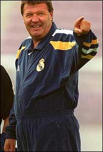 New Wales manager John Toshack