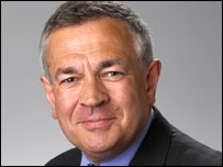 Pensions Minister Malcolm Wicks