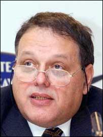 Leeds chairman Gerald Krasner