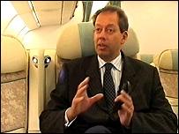 David Velupillai, Airbus