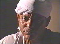 Suspected Janjaweed leader Musa Hilal