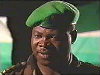 Commander Seth Appiah Mensah