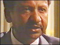 Mustafa Osman Ismail, Sudanese foreign minister