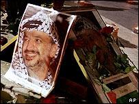 Arafat memorial