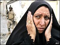 Woman in Falluja