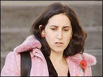 Boris Johnson's wife, Marina Wheeler