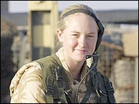 L/Cpl Jenny Chester