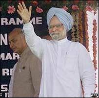 Premier Manmohan Singh