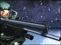 Image of Halo 2, Microsoft