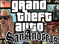 The GTA: San Andreas pack, Rockstar