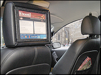 Touch Taxi system
