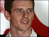 Anthony Davidson could be in line for the Red Bull drive