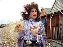 David Walliams as Emily Howard in Little Britain