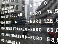 Exchange bureau
