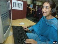 South Asian call centre