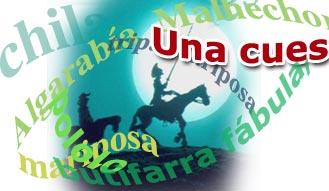 Logo for Una cuestión de lengua