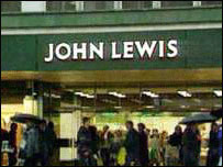 John Lewis wants to locate at Sprucefield
