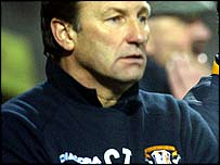 Bradford boss Colin Todd