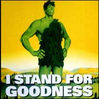 Image of the Jolly Green Giant