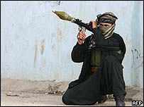 Iraqi insurgent