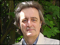 Presenter Paul Lewis