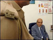 Doctors under guard in Bihar