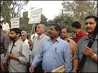 Patna doctors protest