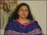 Malka Khan, Aurat Foundation, Karachi