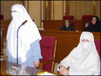 Women in Balochistan regional assembly