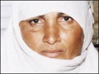 Rape victim Irshad Bibi