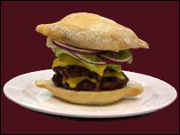 Hamburger Union cheese burger