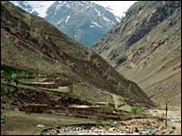Valle de Pamir