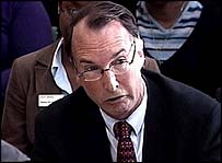 Out-going CSA chief executive Doug Smith