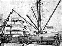 Lobito docks