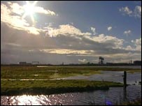 Saltholme Pools (BBC)