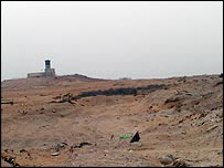 Netzarim watchtower, Gaza Strip