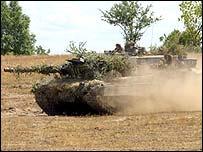 Leopard 2 tank (pic: Bundeswehr)